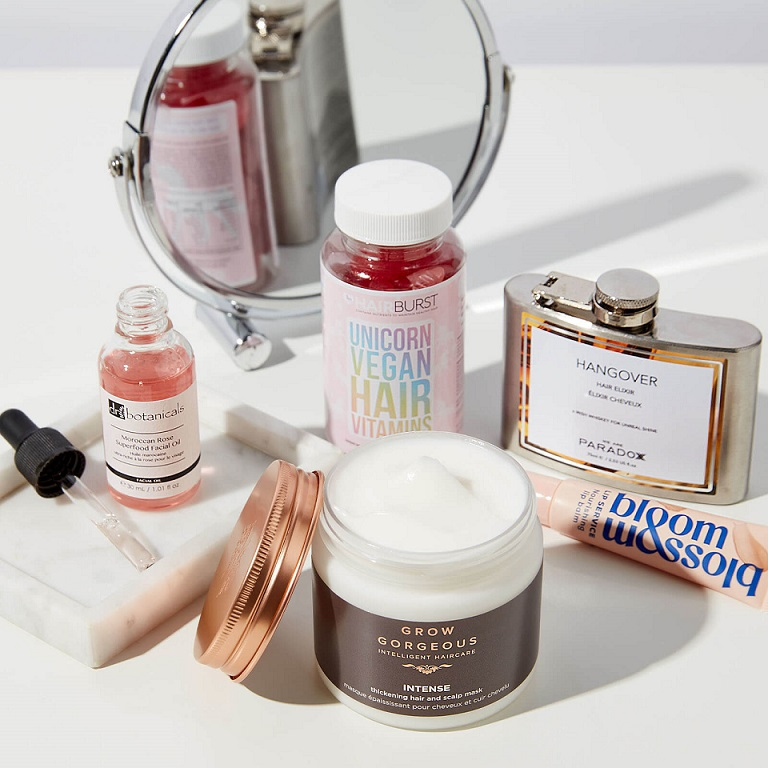 lookfantastic the clean beauty set oct 2020 icangwp