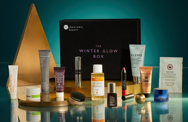 my john lewis winter glow box icangwp best beauty gift with purchase blog