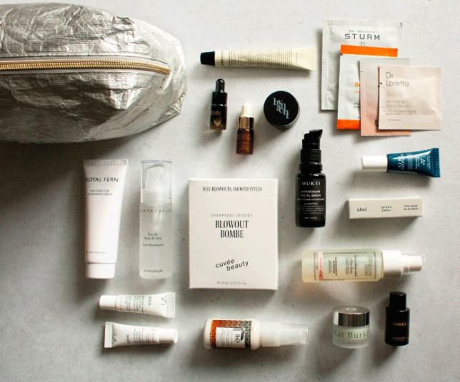 olivela FREE beauty bag can only mean one thing Beauty Week icanwp