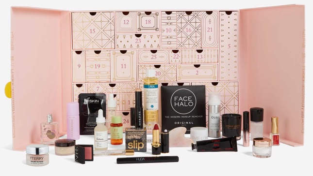 selfridge advent calendar 2020 icangwp beauty blog
