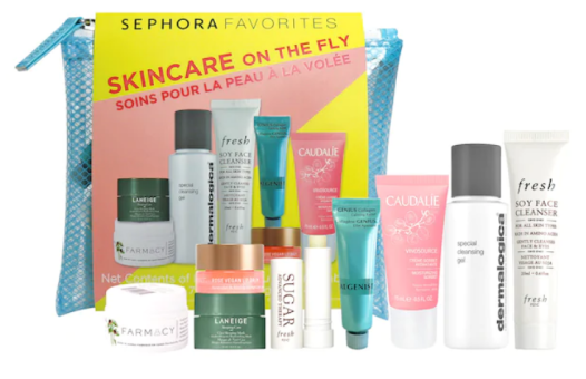 Skincare on the Fly - Sephora Favorites Sephora icangwp