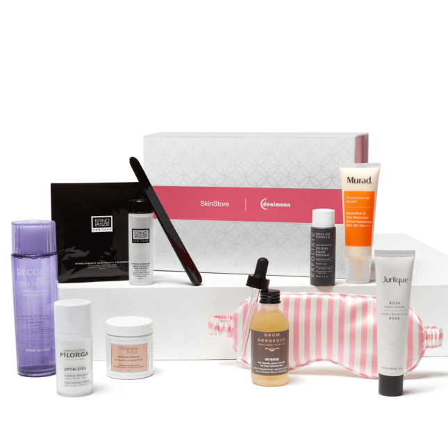skinstore dealmoon beauty box icangwp