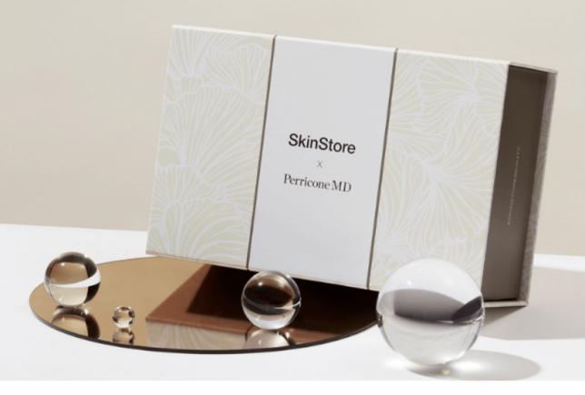 SkinStore x perricone md beauty box icangwp