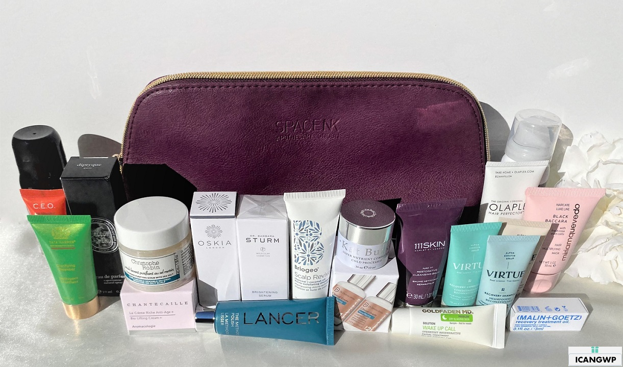 space nk gift with purchase review by icangwp beauty blog
