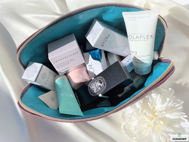 space nk gift with purchase unboxing october 2020 icangwp beauty blog