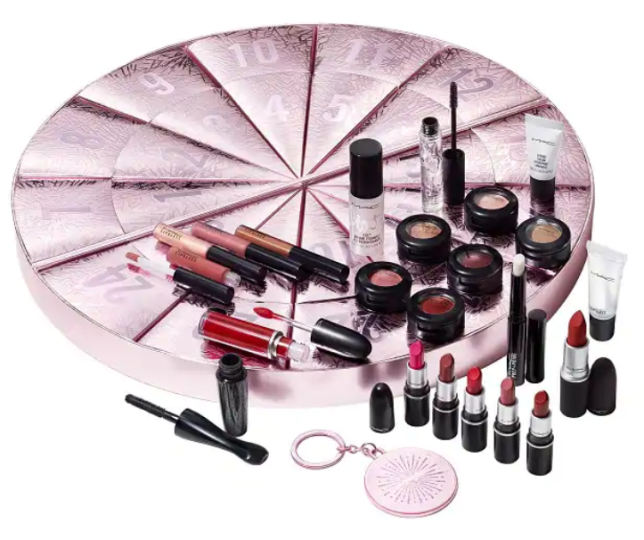 The 2020 MAC Beauty Advent Calendar (Worth Over £300) MAC Cosmetics icangwp