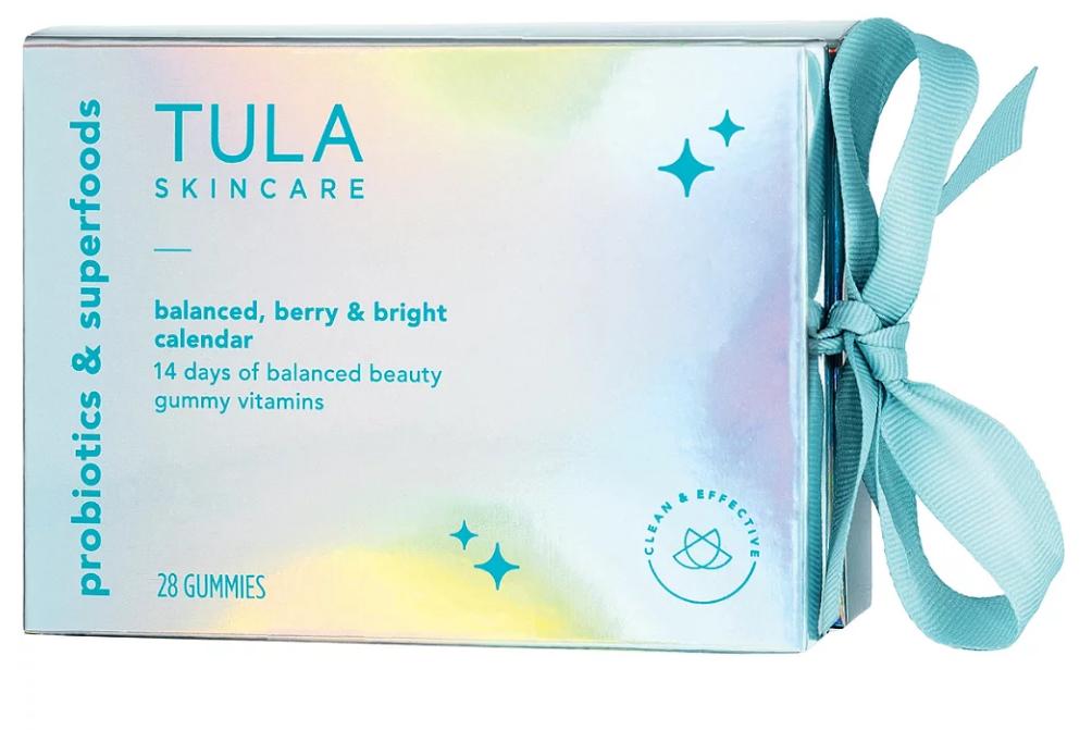 Tula Balanced, Berry Bright Calendar Ulta Beauty tula advent calendar 2020 icangwp