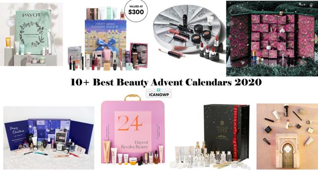 10 best beauty advent calendars 2020