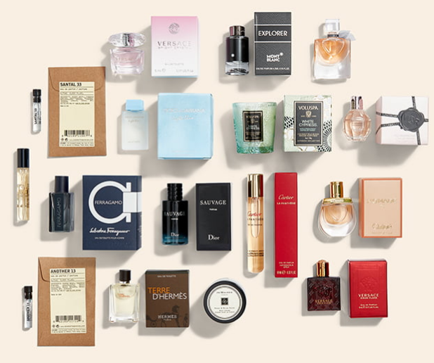 11-02 Gift with Purchase Nordstrom 16pc with 100 fragrance icangwp