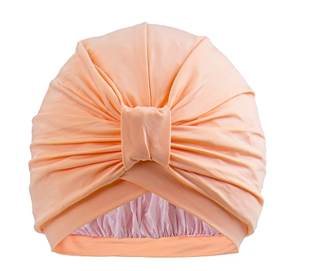 11-03 Turban Shower Cap – That's Peachy harvey nichols