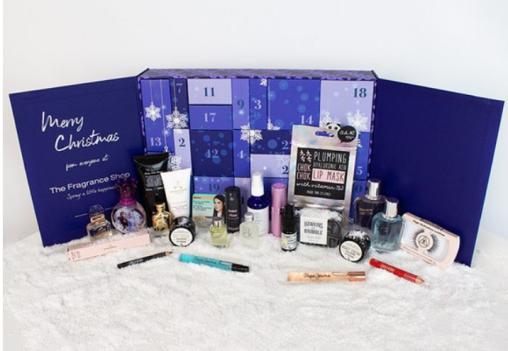 11-04 Fragrance Beauty Advent Calendar 2020 The Fragrance Shop advent calendar 2020 icangwp