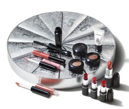11-04 MAC Cosmetics Boom Boom Wow Mini Advent Calendar Limited Edition MAC Cosmetics icangwp