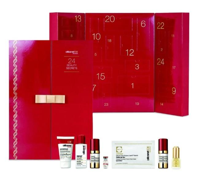 11-09 Cellcosmet Switzerland 2020 beauty Advent Calendar SaksFifthAvenue icangwp