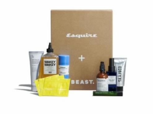 11-10 BEAST + Esquire Men's Grooming Box icangwp blog
