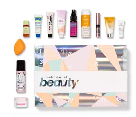 11-10 Target Best of Box - Advent Calendar Edition beauty advent calendar 2020 icangwp