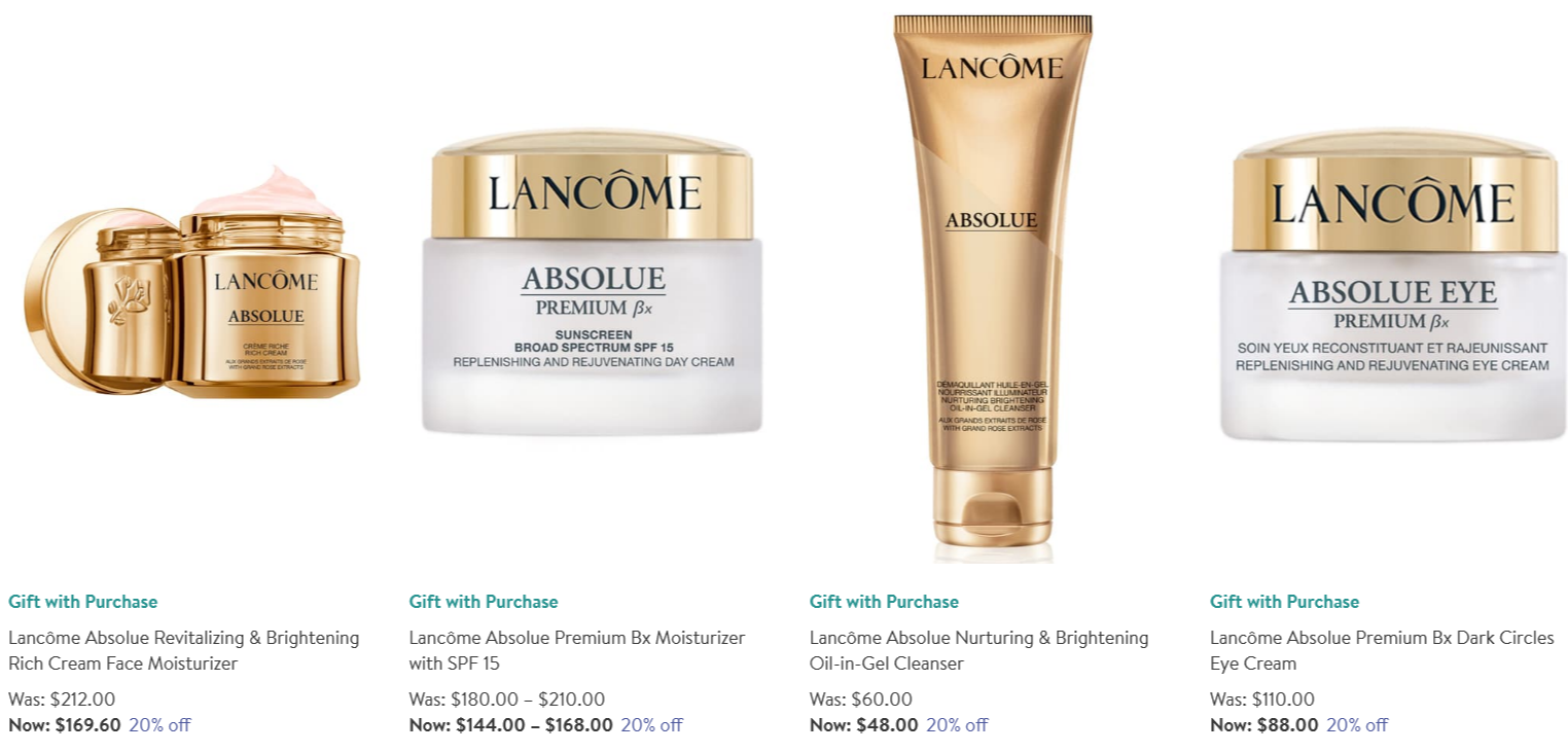 11-11 lancome Beauty Fragrance Sale Clearance Nordstrom icangwp
