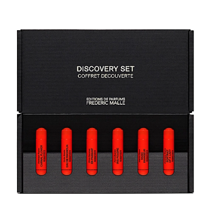 11-12 frederic malle Discovery Set For Women - 6 x 1 2ml icangwp