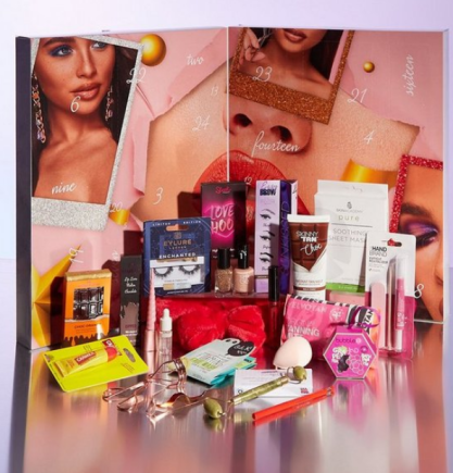 11-13 Boohoo Beauty Advent Calendar 2020 (Worth £149) Boohoo UK icangwp