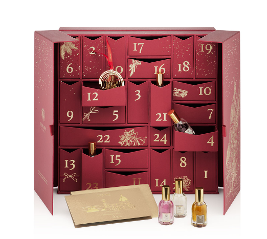 11-13 Dr Vranjes Firenze Advent Calendar beauty advent calendar neiman marcus icangwp