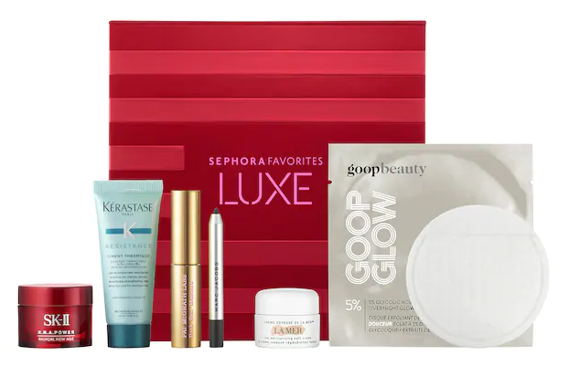 11-17 Sephora Favorites LUXE The Upgrade Collection - Sephora Favorites Sephora icangwp