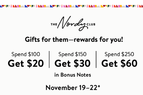 11-19 Limited Time Offer Nordstrom icangwp