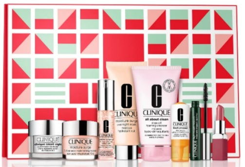 11-20 Clinique Full Size Festive Favorites Set (Purchase with Clinique Purchase Nordstrom icangwp