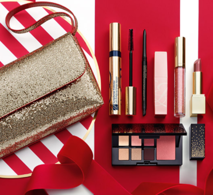 11-24 Estée Lauder Party Shimmer ✨ New Limited Edition Makeup Collection icangwp