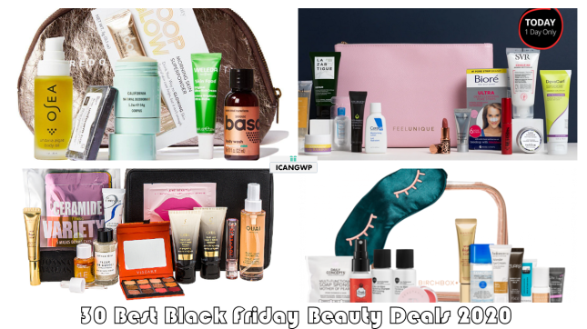 30 black firday beauty deals icangwp
