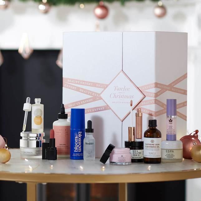 beauty expert advent calendar 2020