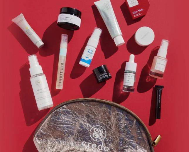 Credo Beauty gift with purchase nov 2020 icangwp blog 12pc w 125