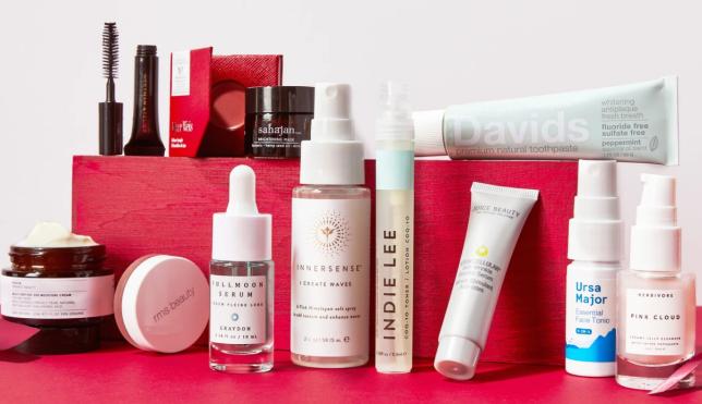 Credo Beauty gift with purchase nov 2020 icangwp