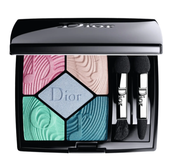 Dior Glow Vibes 5 Couleurs Eyeshadow Palette (Limited Edition) Nordstrom icangwp