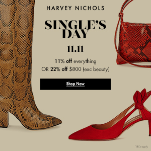 harvey nichols banner singles day icangwp blog