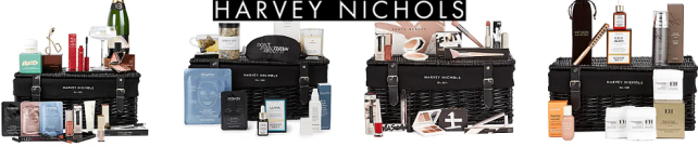 Harvey Nichols beauty hamper banner 2020 icangwp