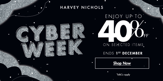 harvey nichols cyber week