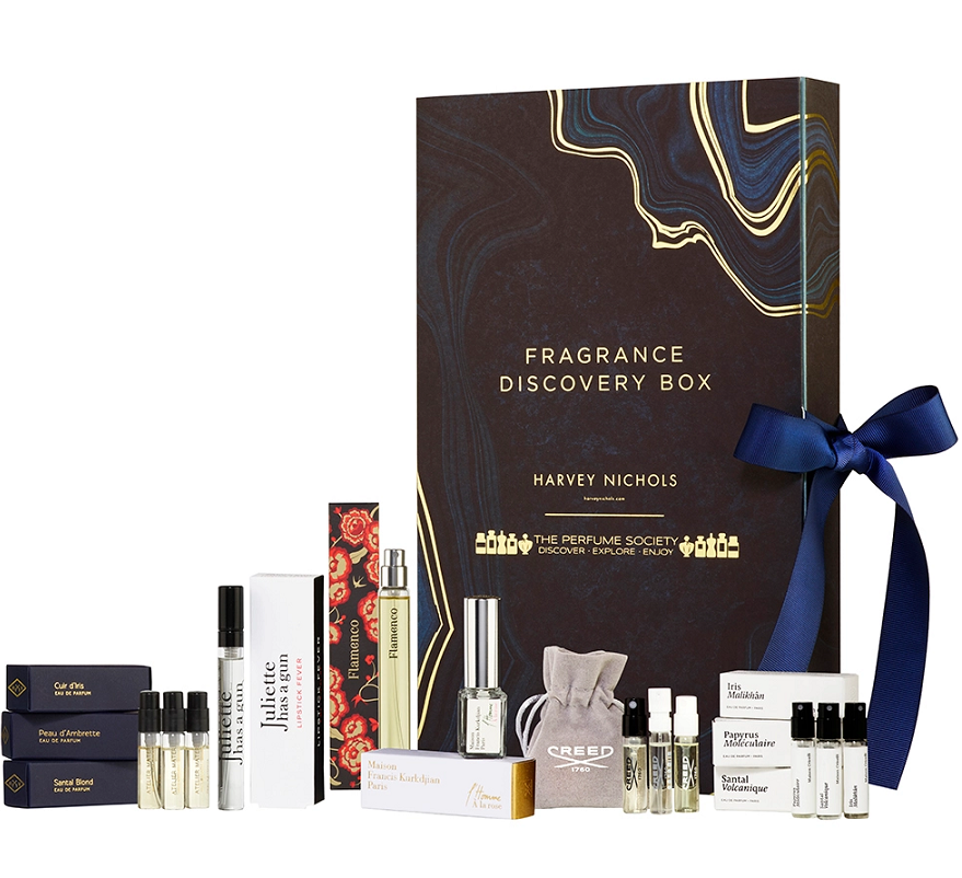 harvey nichols fragrance discovery box icangwp 2