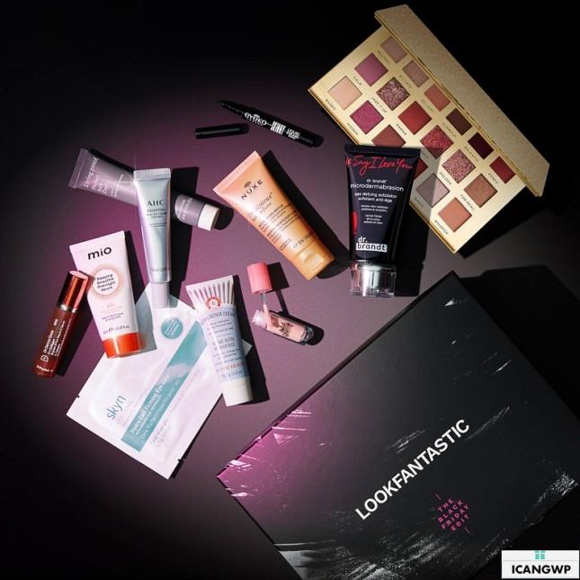 lookfantastic black friday beauty box 2020 us icangwp 3
