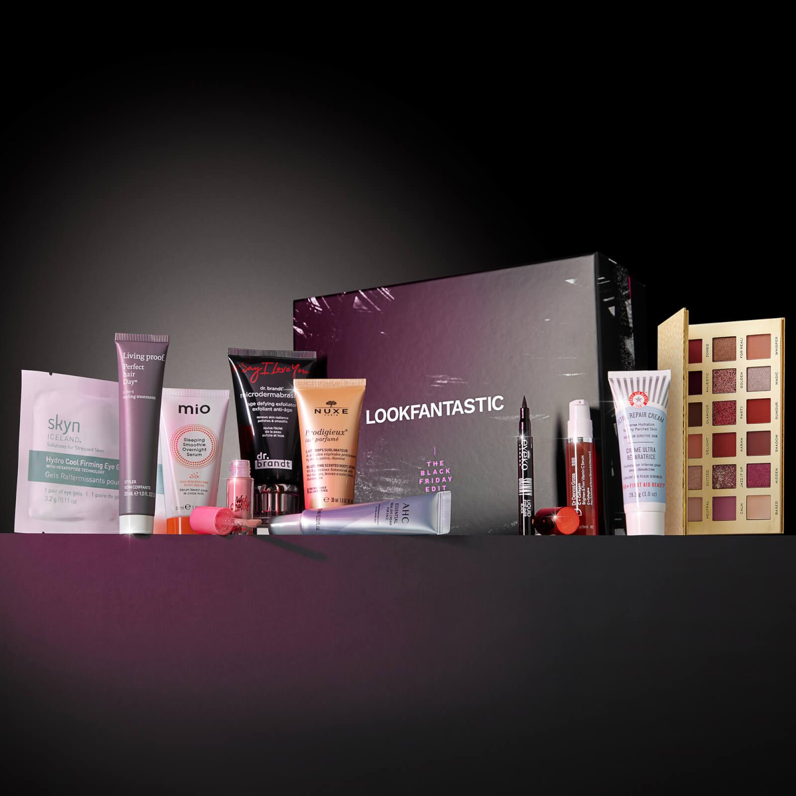 lookfantastic black friday beauty box 2020 us icangwp