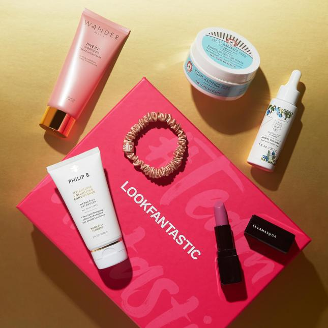 lookfantastic limited edition beauty box icangwp blog