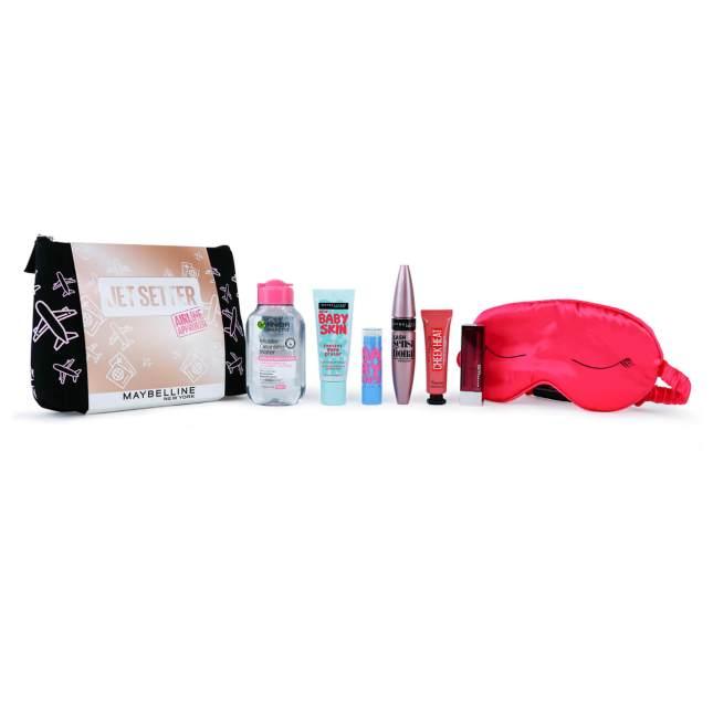 lookfantastic maybelline makeup set for her icangwp