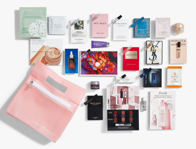 nordstrom beauty gift with purchase 24pc w 125 nov 2020 icangwp