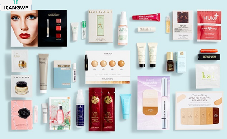 Nordstrom free 26pc gift with purchase singles day icangwp 2