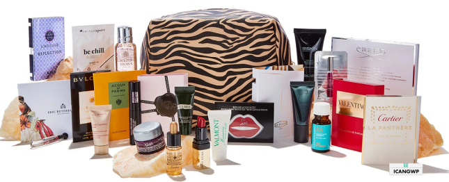 saks black friday 2020 beauty gift bag icangwp