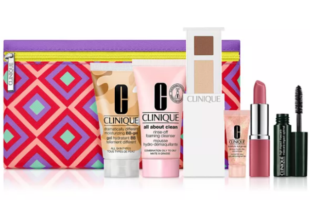 Screenshot_2020-11-06 Clinique Receive a FREE 7-Pc gift with any $31 Clinique purchase Valued up to $105 icangwp