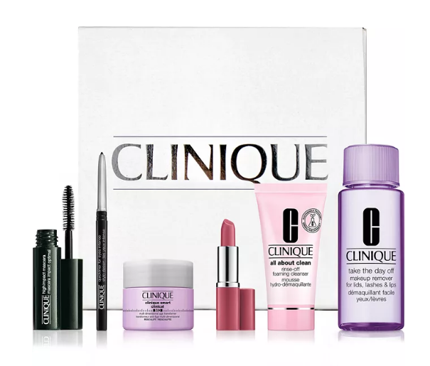 Screenshot_2020-11-18 Clinique 6 pc Great Skin, Great Look Clinique Kit - $10 with any Macys com purchase (A $73 value ) icangwp