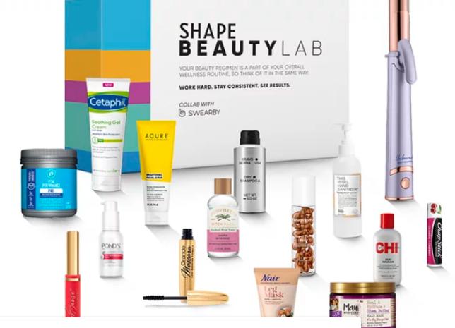 shape beauty box