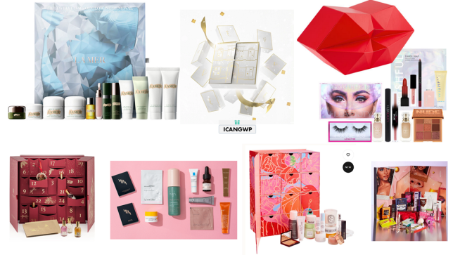 skinstore advent calendar 2020 and beauty bag icangwp
