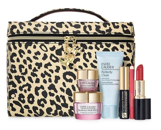 12-02 Estée Lauder Gift With Any $50 Estee Lauder Purchase SaksFifthAvenue icangwp
