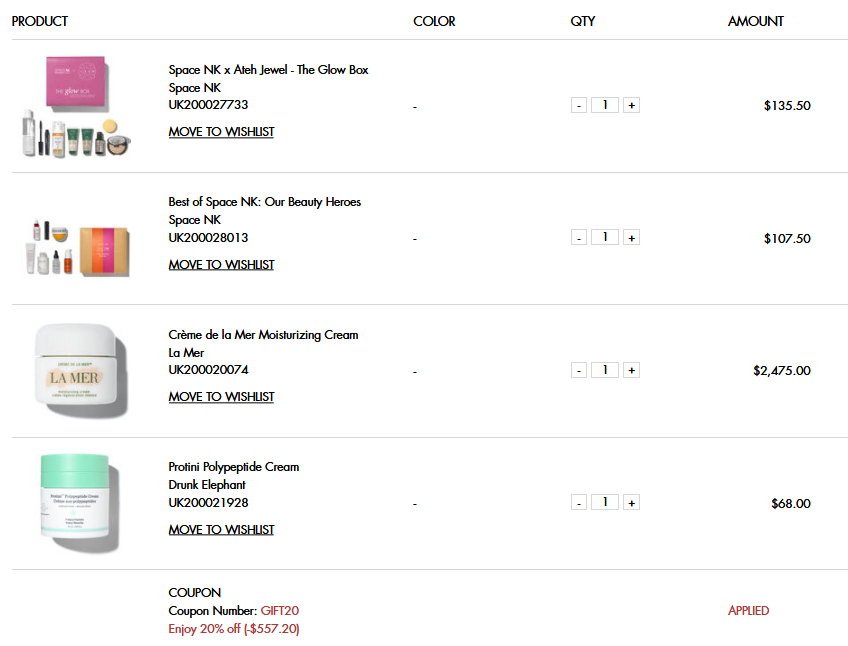12-04 My Shopping Bag Space NK