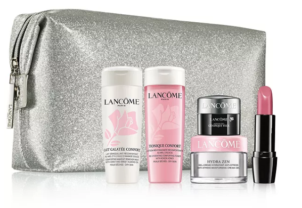 12-06 Lancôme Receive a FREE 6Pc Gift with any $50 Lancôme Purchase An $80 Value Reviews - Gifts with Purch[...]